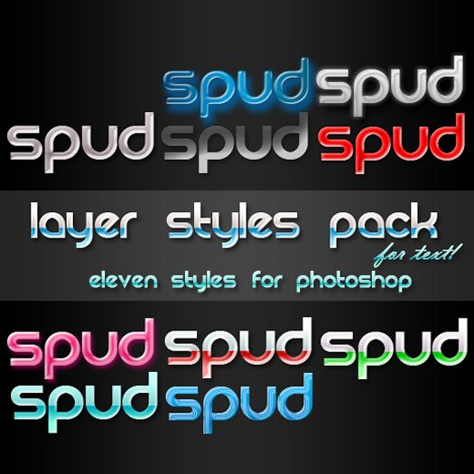 Text Style Pack