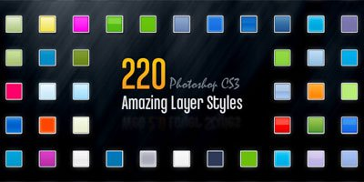 Amazing Layer Styles
