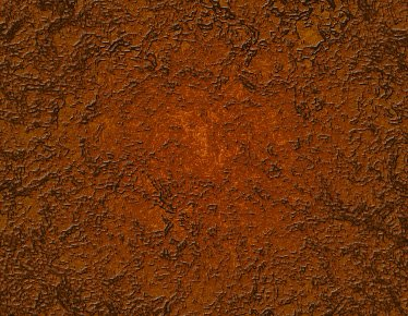 Creating a Rusty Surface Texture