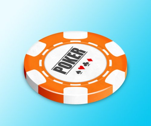 Draw a Classy 3D Poker Chip in Photoshop