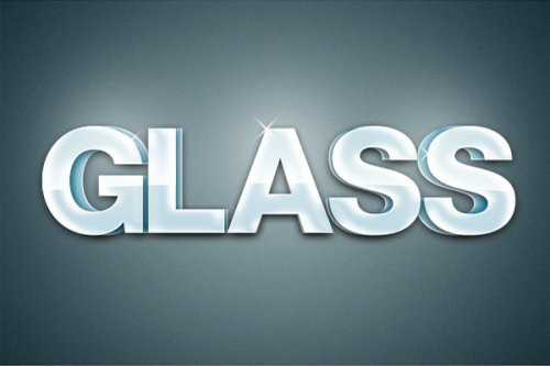 Create an Extruded Glossy 3D Text Effect in Photoshop