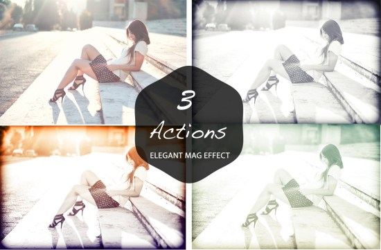 Elegant Fashion Mag Effects