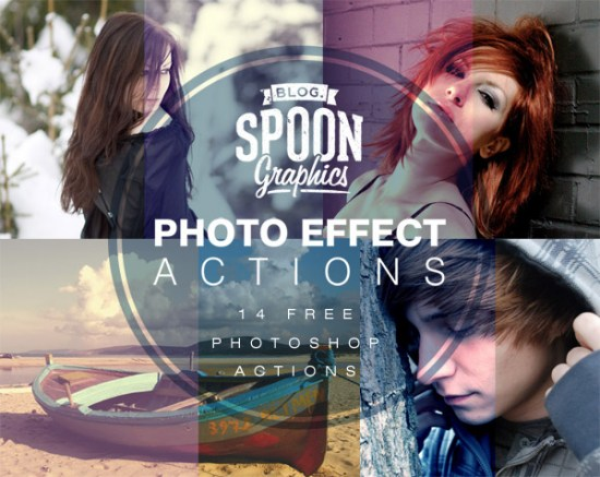 Quality Photo Effect Actions