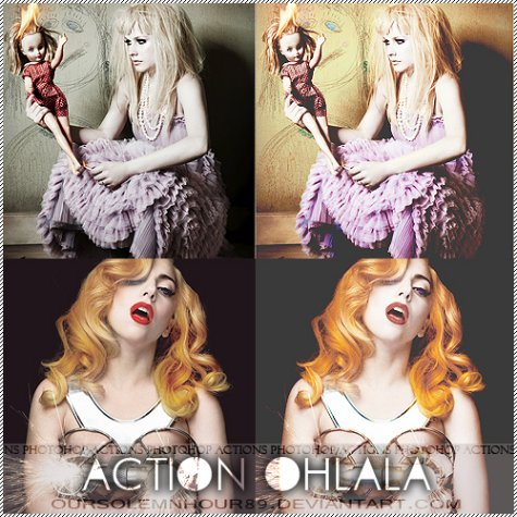Action Ohlala