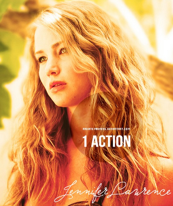 Action Jennifer Lawrence
