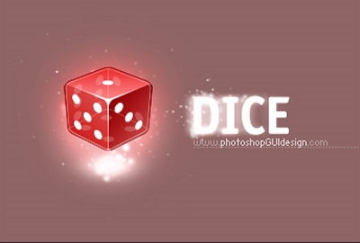 Illustrate a Dice Icon