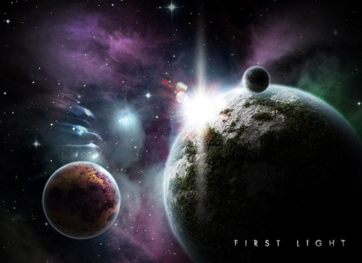 Design a Beautiful Cosmic Space Scene in Photoshop