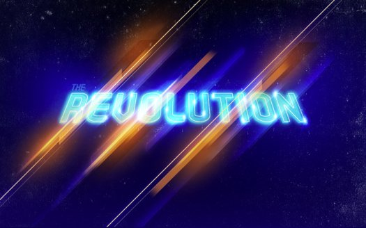 The Revolution Artwork by Aoiro Studio