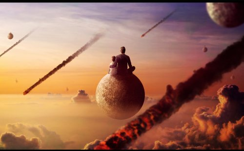 Create a Surreal Apocalypse Photo Manipulation Photoshop Tutorial