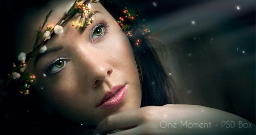 One Moment - Manipulation Tutorial