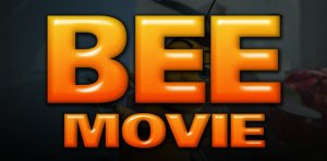 Bee Movie Text Effect