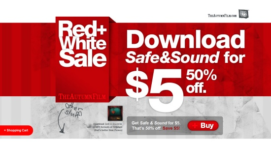 The Red + White Sale
