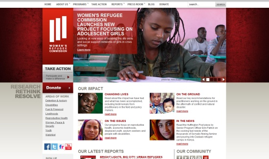 Women's Refugee Commission