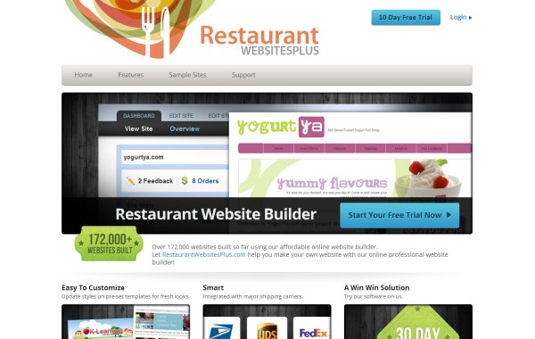 RestaurantWebsitesPlus