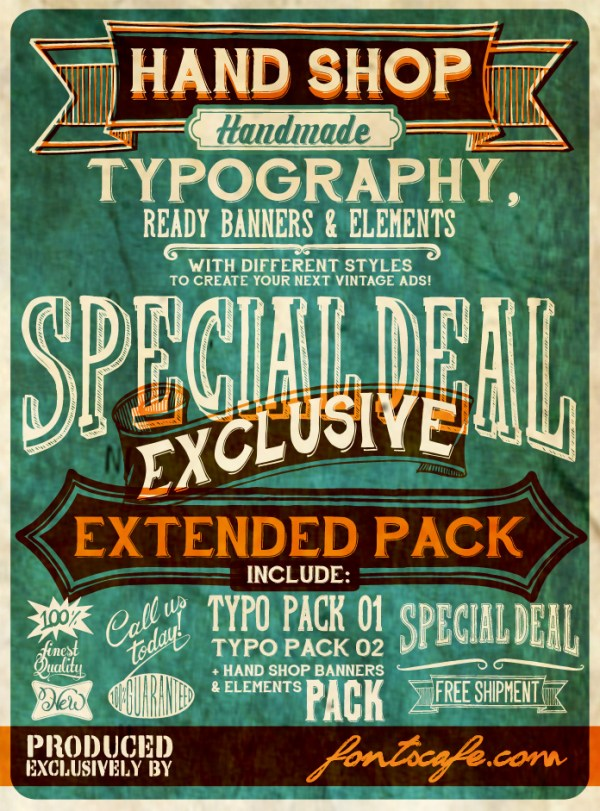 45 Free Retro and Vintage Fonts - Vandelay Design
