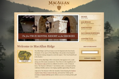 MacAllan Ridge