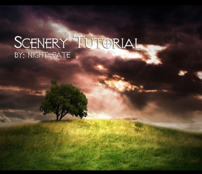Scenery Tutorial