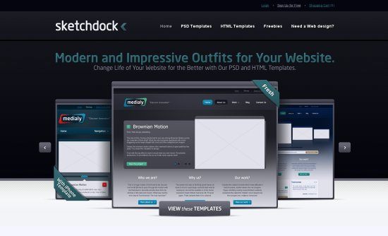 Sketchdock