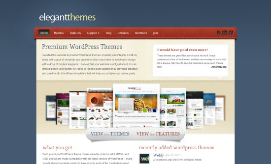 Elegant Themes