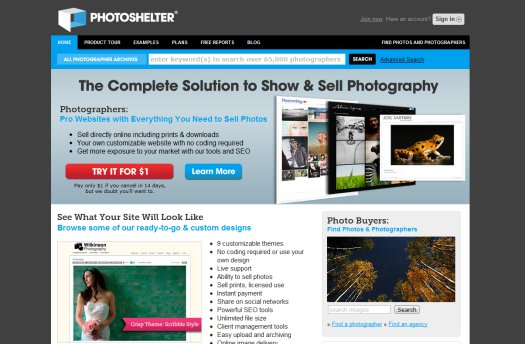 PhotoShelter