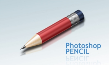 Shiny Pencil Icon