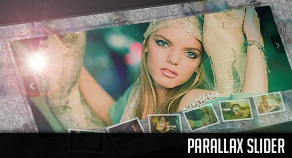 Parallax Slider with jQuery