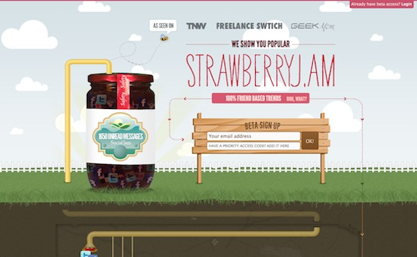 StrawberryJam
