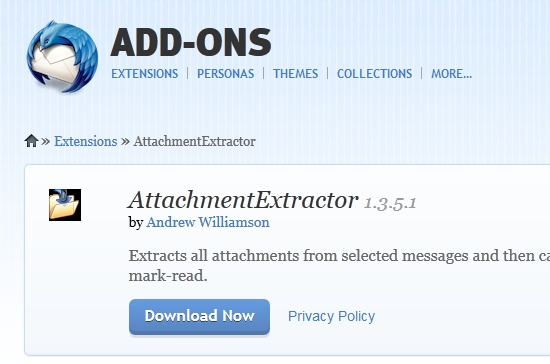 AttachmentExtractor