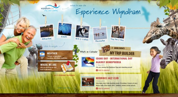 Experience Wyndham