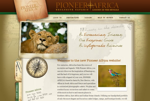Pioneer Africa