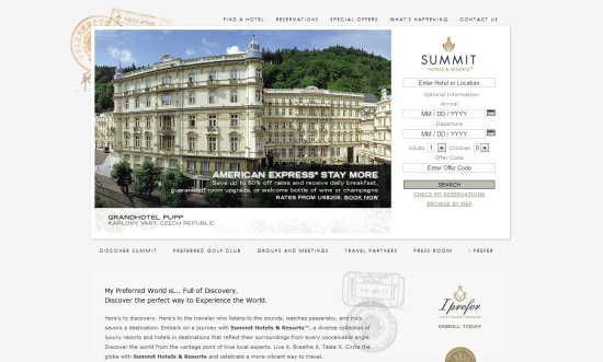 Summit Hotels and Resorts