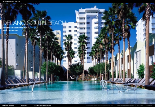 Delano South Beach