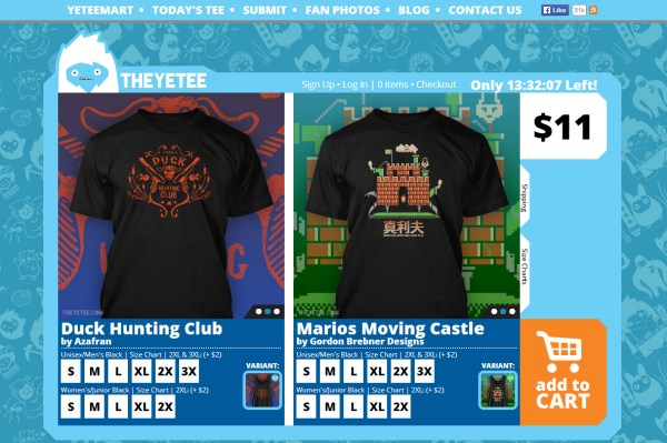 The Yetee