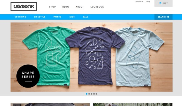 25 Awesome Online T-Shirt Shops For Your Inspiration