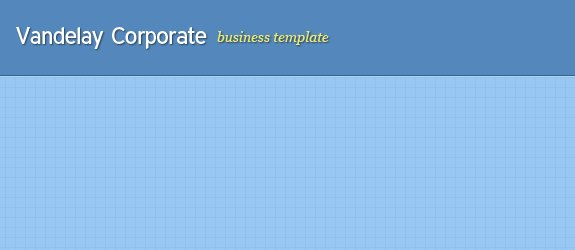 How to Design a Corporate Website in Photoshop