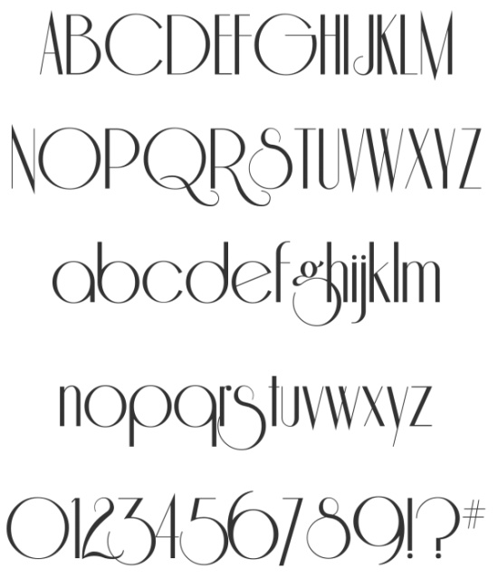 25 Free Vintage And Retro Fonts
