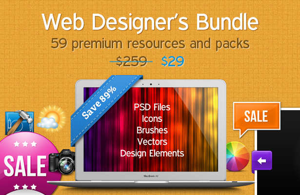 Web Designer's Bundle