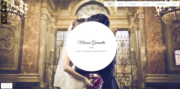 The Best WordPress Themes for Wedding Websites - seltar's soup ...