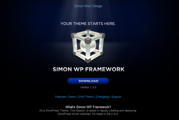 Simon WP Framework