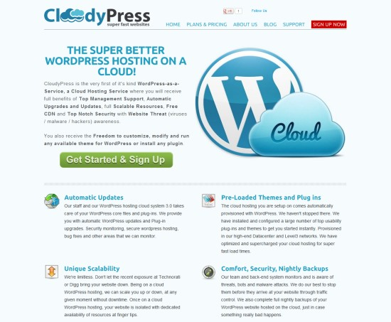 CloudyPress