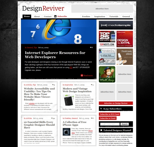Design Reviver