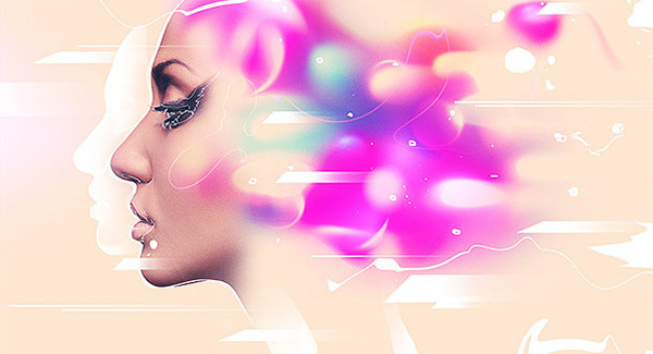 Create an Energetic Portrait in Photoshop