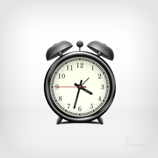 Master Advanced Drawing in Photoshop by Creating an Old Alarm Clock From Scratch