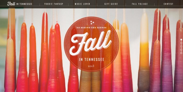 Fall for Tennessee