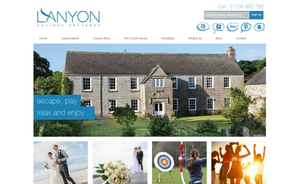 Lanyon Holiday Cottages