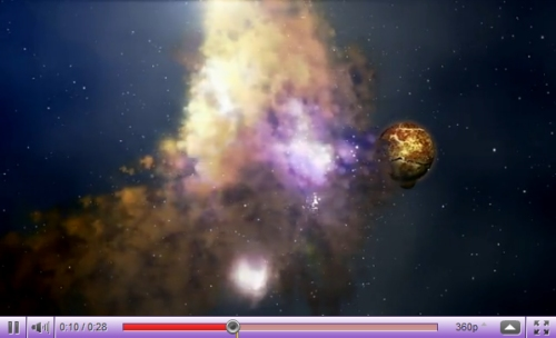 How to Create a Surreal Outer Space Nebula