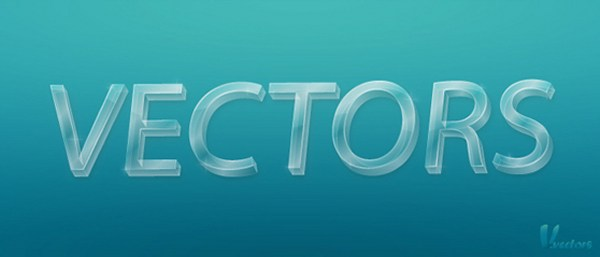 How to Create a Glassy Text Effect in Illustrator
