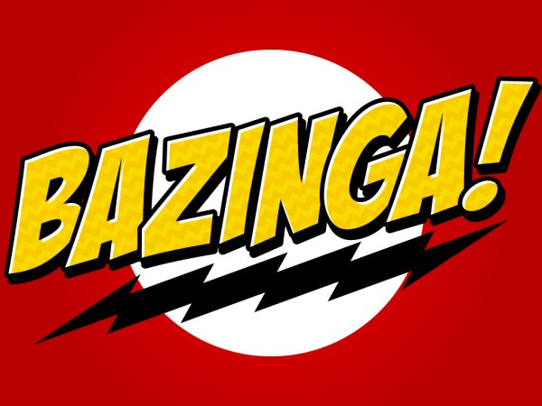 Create a Bazinga! Text Treatment in Adobe Illustrator