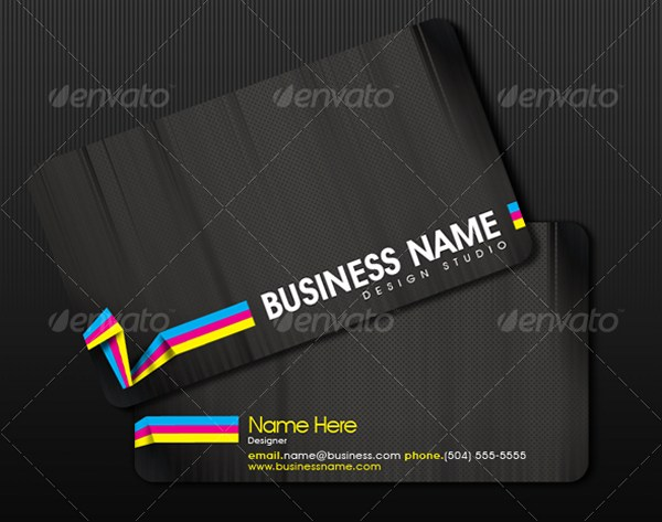 Design Studio Business Card