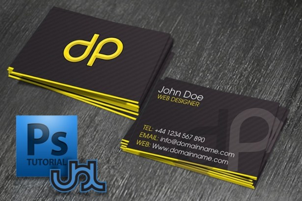 Design a Print-Ready Business Card in Photoshop